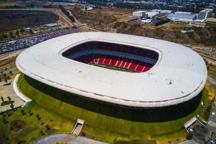 Son 44 ciudades para 80 partidos de un Mundial Estados Unidos-México-Can...