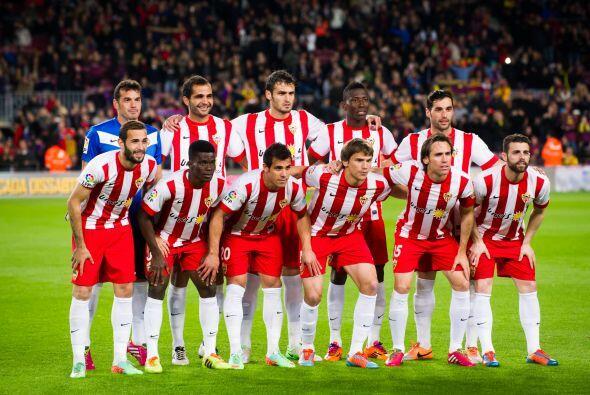 ALMERÍA.-  La Unión Deportiva Almería afronta su sexta temporada en Prim...