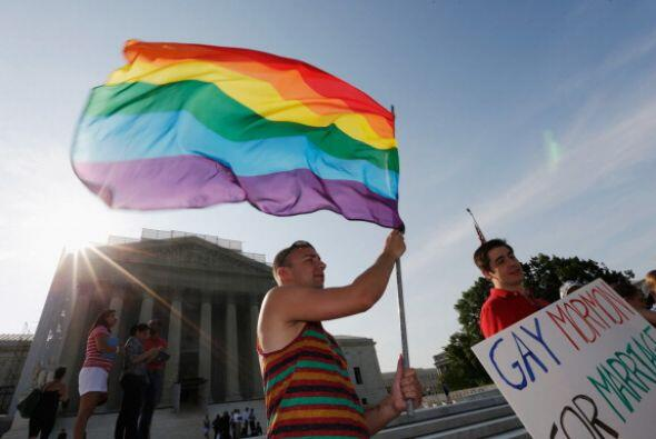Además, el Tribunal Supremo de EEUU abrió también e...