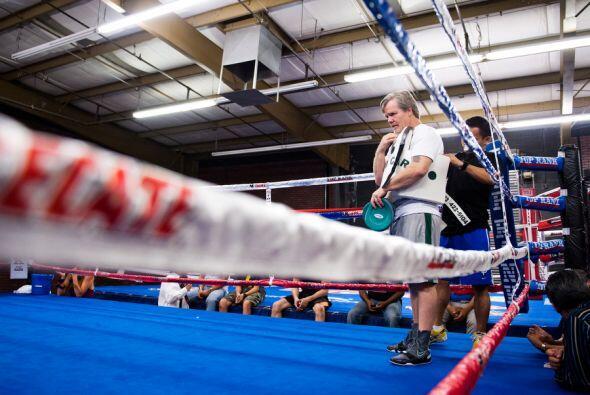 Desde que está bajo las órdenes de Freddie Roach el boxeo de Julio César...