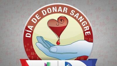 El 6 de junio es el Día de Donar Sangre de Univision 19.