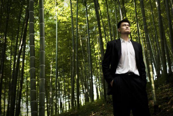 A pesar del oscuro pasado de sus padres, Yao probó suerte en el waterpol...