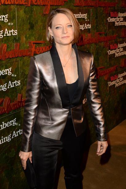Jodie Foster tuvo dos hijos durante su relación con Cydney Bernard, aunq...