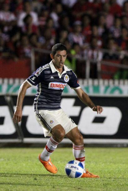 Anotó un muy buen gon el Veracruz al minuto 20 del primer tiempo,...