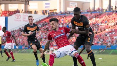 Maxi Urruti FC Dallas