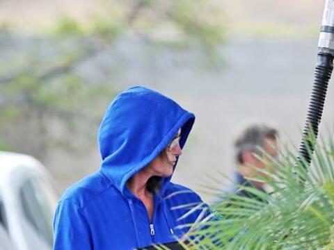 Bruce Jenner apareció por primera vez después de que su en...