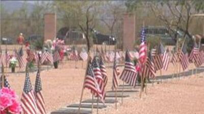 Cementerio militar Nacional de Phoenix