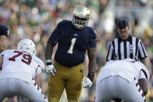 18. Louis Nix III, DT, Notre Dame (AP-NFL).