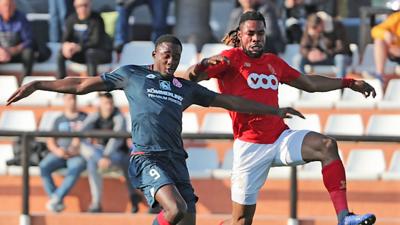 En fotos: Standard de Lieja supera 3-2 al Mainz en partido amistoso en Marbella
