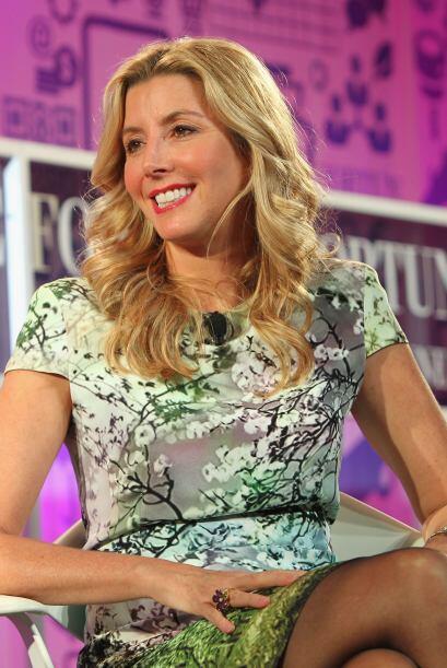 93.- SARA BLAKELY: Una empresaria estadounidense y fundadora de Spanx, u...