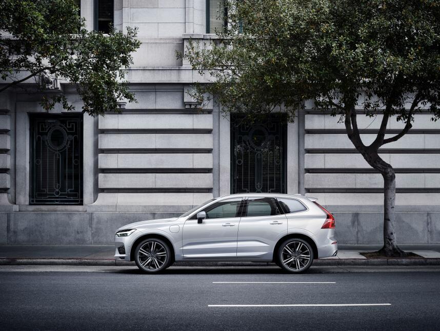 Las armas de la nueva Volvo XC60 son belleza y alta tecnología  205074_T...