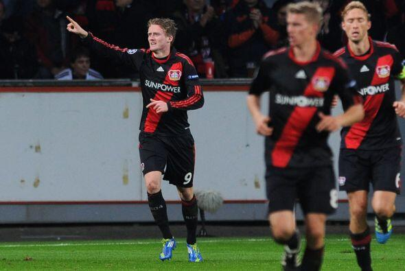 Andre Schürrle anotó el empate parcial para los alemanes y tranquilizó a...