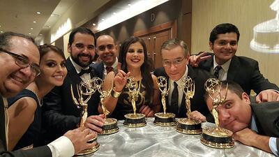 Univision 23 Dallas ganó 14 EMMYS