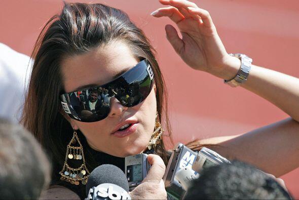 La sensual venezolana Alicia Machado ha dado mucho de qué hablar. Es mod...