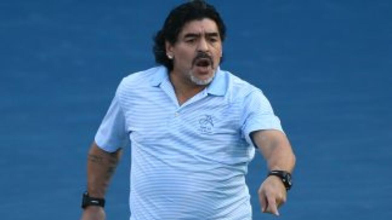 Diego podría incursionar en el balompié galo en caso de llegar a un acue...