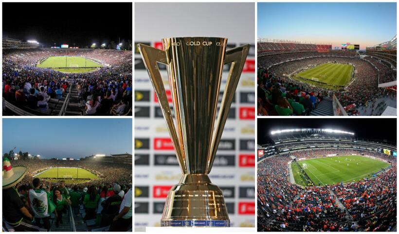 Mexicanos dominan en lista histórica de MVP's de Copa Oro Fase final Gol...