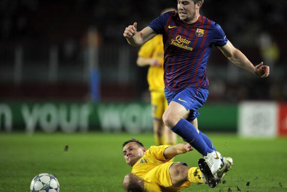 Con el primer puesto de su grupo asegurado, Guardiola le dio descanso a...