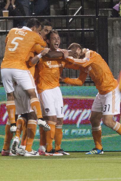 En los juegos de fin de semana Houston Dynamo sacó un triunfo val...