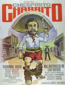El 'Charrito', de 1985, trata sobre la filmación de un villano de pueblo...
