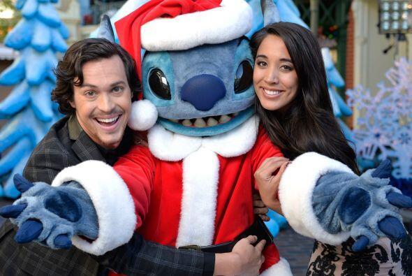 'Frozen' engalana la Navidad