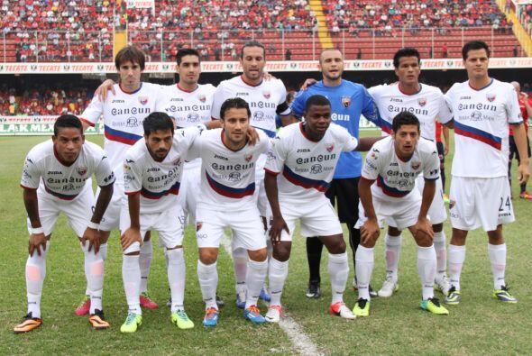 El Atlante visitó a los Tiburores Rojos en Veracruz en un duelo vital en...