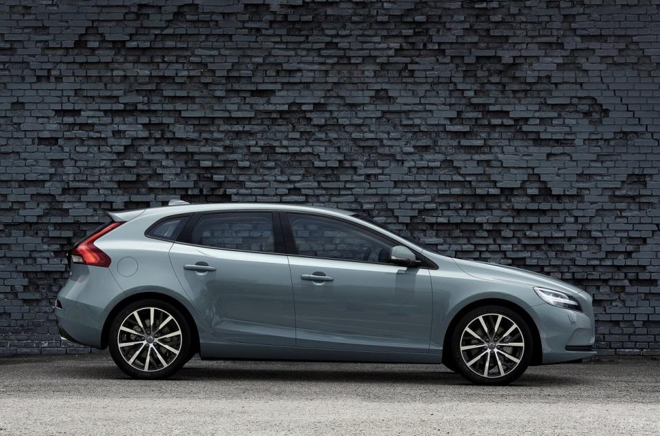 La station wagon compacta Volvo V4 2017 no será ofrecida en los Estados...