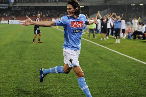 El jugador del Nápoli no tuvo piedad del Milan, equipo que llegaba como...
