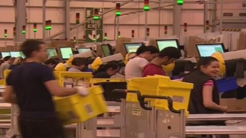 Amazon anuncia que abrirá un centro de distribución en el Aeropuerto Eje...