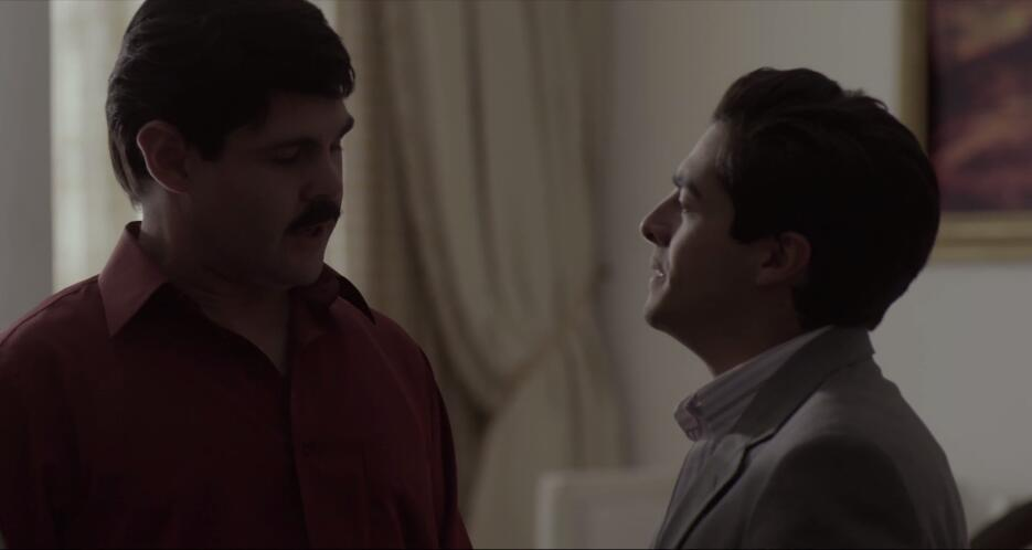 El Mayel en El Chapo
