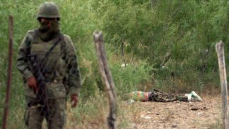 El gobierno mexicano aseguró que la violencia no ha frenado el crecimien...