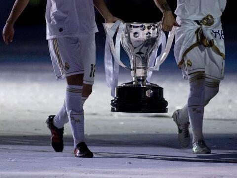 Con ocho fechas por jugar, el cierre de La Liga promete ser no apto para...