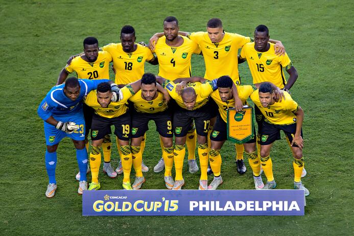 Solo 4 jugadores de Jamaica 'sobreviven' a la final perdida con el Tri e...