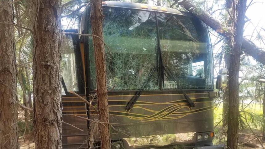 Uno de los accidentes más recientes, por fortuna sin heridos que lamenta...