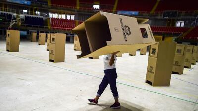 Todo lo que debe saber sobre las elecciones presidenciales en Colombia