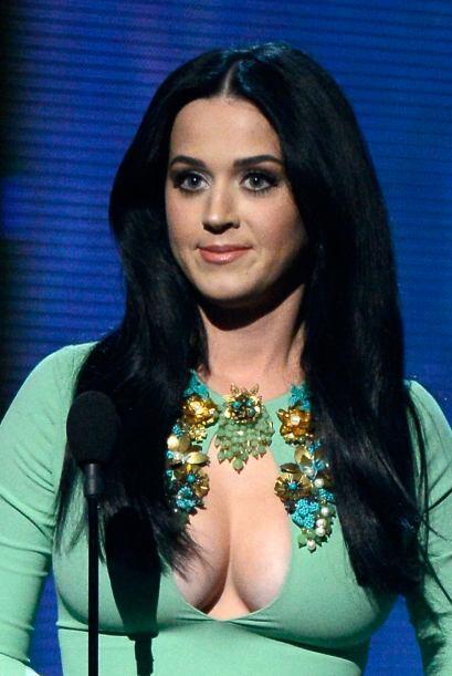 ¡Qué atrevida! Katy Se lució así en los GRAMMY 2013. ¡De infarto!