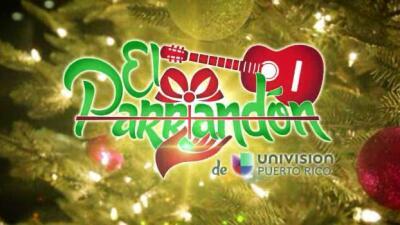 El Parrandón de Univision Puerto Rico