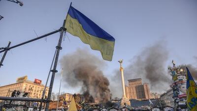 Continúan los hechos violentos y la tensión en Ucrania