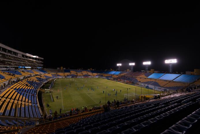 Estadio Azteca y Estadio Alfonso Lastras