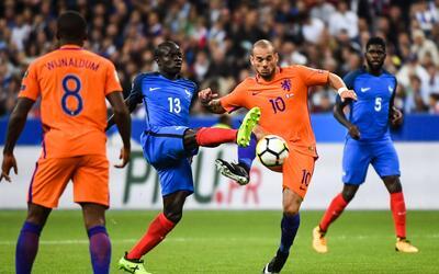 Danny Blind , nuevo entrenador de la selección de Holanda en sustitución...