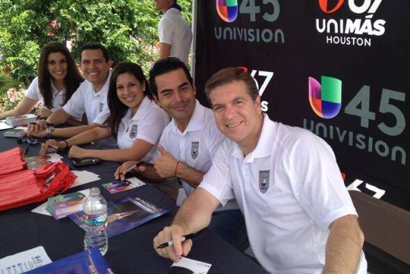 Este fue nuestro segundo año realizando Copa Univision y cómo nos divert...