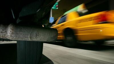 Los taxis de Los Ángeles deberán modernizarse.