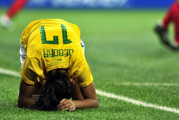 El fútbol en los Panamericanos le dejó sun sabor amargo a Brasil, en los...