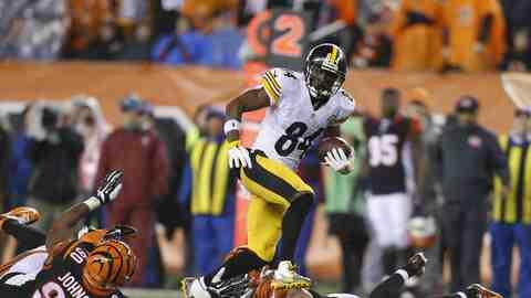Steelers 18-16 Bengals: PITT lo volvió a hacer, CIN pierde el control y...