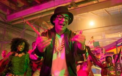 Daddy Yankee interpretó por primera vez su tema 'Dura' en un esce...
