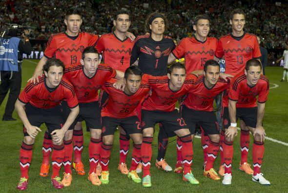 Evaluamos la actuación de los jugadores de México luego de...