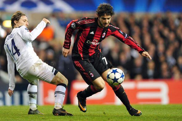 Los 'rossoneri' salieron al partido con la convicción de marcar el gol q...
