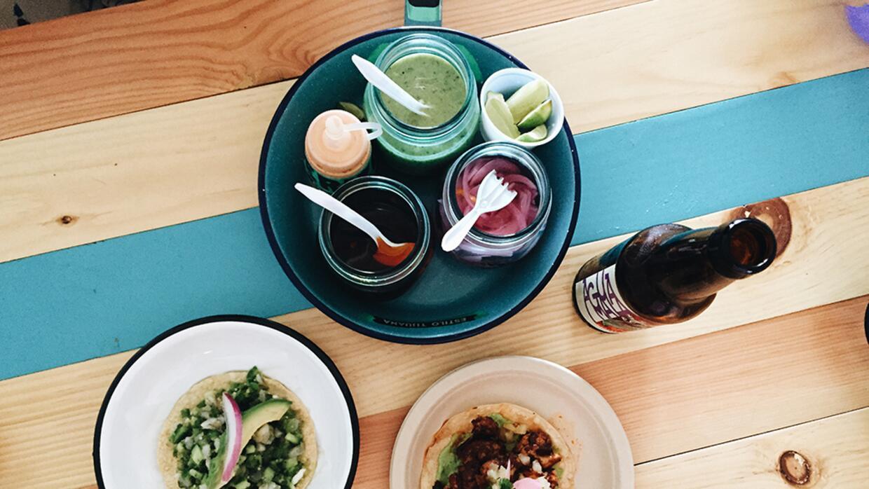 Food Garden, un corredor gastronómico en Tijuana