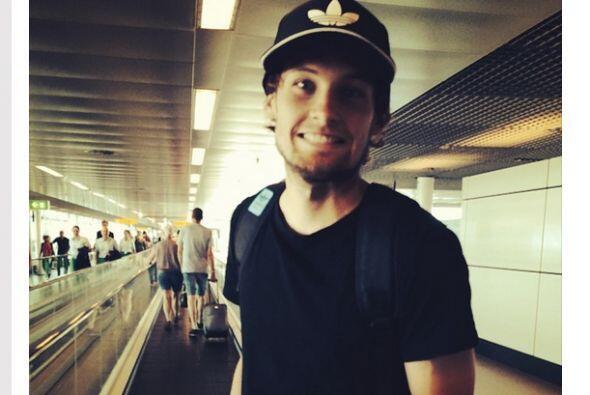 Daley Blind de Holanda se fue de vacaciones a Barcelona tras su buen des...