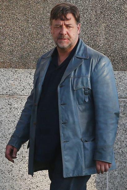 La verdad, ahora que vemos a Russell Crowe, pues no le encontramos mucho...