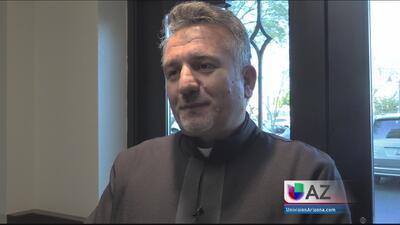 Cómo este sacerdote de Arizona escapó de ISIS